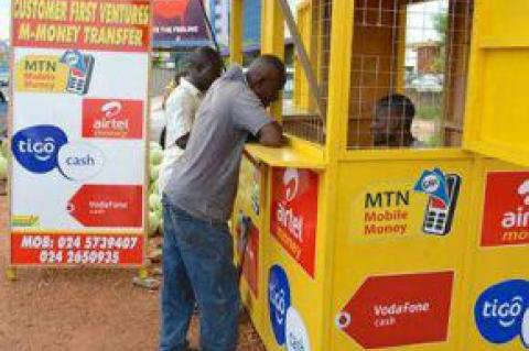 Ghana: Mobile Money Accounts grew by 21.34% in 2017